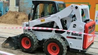 Аренда мини-погрузчик Bobcat S650Н
