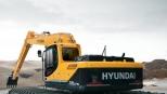 Аренда гусеничного экскаватора Hyundai R220LC 9S