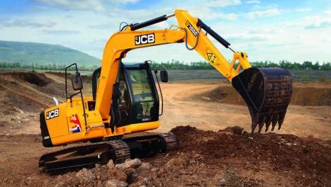 Аренда гусеничного экскаватора JCB JS 85