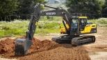 Аренда гусеничного экскаватора Volvo EC200D