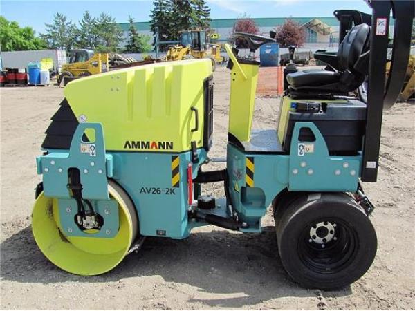 Ammann AV 26 K (комбинированный 3 т., 4 т.)