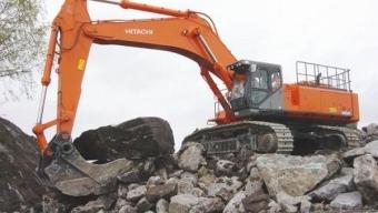 Аренда гусеничного экскаватора Hitachi ZAXIS 330LC