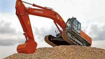 Аренда гусеничного экскаватора Hitachi ZX330-5G