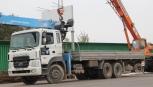 Аренда манипулятора 5 тонн ISUZU Giga