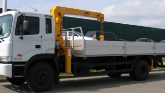 Аренда манипулятора 6 тонн HYUNDAI HD-170
