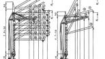 Башенный кран КБ-401