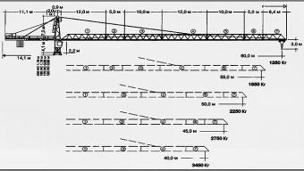 Башенный кран Liebherr 140 EC-H 10