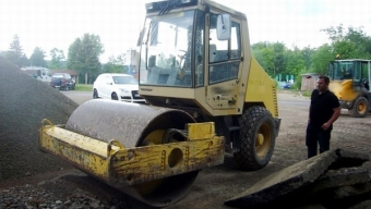 BOMAG BW 177 - 7,5 тонн