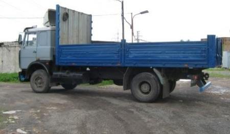 Бортовая машина МАЗ-533603-220 - 6 метров