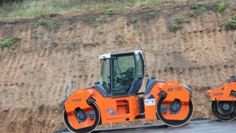 Hamm HD 130 - 14 тонн
