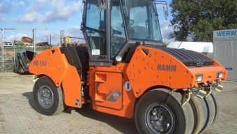 Hamm HD 150 - 14,5 тонн