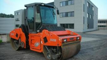 Hamm HD 90 - 9,5 тонн