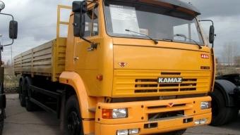 КАМАЗ - 9 метров