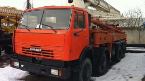 КАМАЗ АБН 75/37 - 37 м