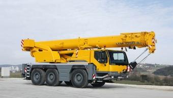 Liebherr LTM 1050 - 50 тонн