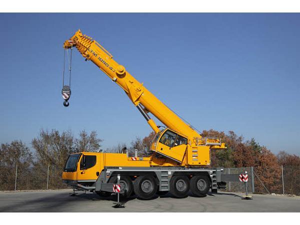 Liebherr LTM 1090 - 90 тонн
