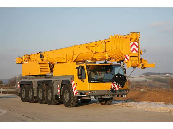 Liebherr LTM 1160 - 160 тонн