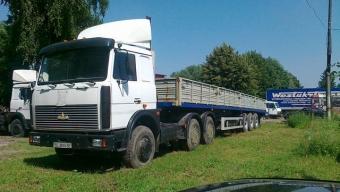 МАЗ - 12 метров