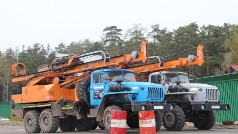 МРК-750А4 на базе Урал-4320