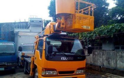 Японская автовышка 18 метров