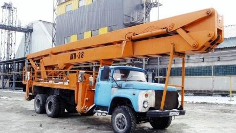 Аренда автовышки АГП-28 — 28 метров
