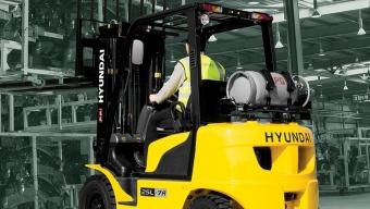 Аренда вилочного погрузчика Hyundai 25L-7SA
